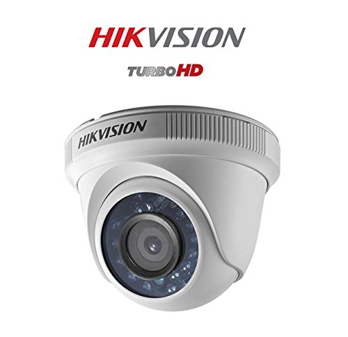 7f8b469cebb65 Hikvision DS-2CE56D0T-IRP 2MP 1080P HD Indoor Night Vision Dome Camera ( White) – Kaizen Group of Companies